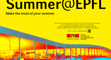 Summer Internships for Bachelor and Master Students at EPFL University